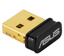 Karta sieciowa ASUS USB-N10 Nano B1 (150Mb/s b/g/n)