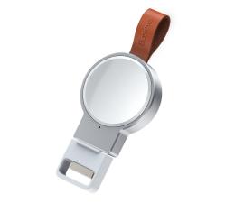Ładowarka do smartfonów Baseus Ładowarka indukcyjna Apple Watch (Dotter, biała)