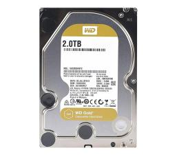 Dysk HDD WD GOLD 2TB 7200obr. 128MB