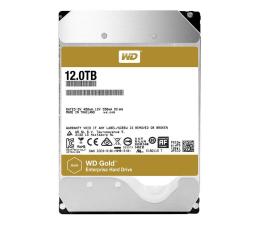 Dysk HDD WD GOLD 12TB 7200obr. 256MB