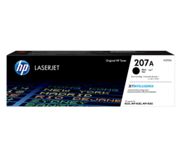 Toner do drukarki HP 207A black 1350str.