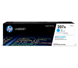 Toner do drukarki HP 207A cyan 1250str.