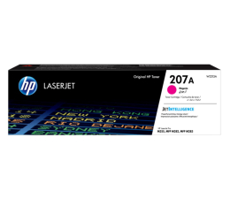 Toner do drukarki HP 207A magenta 1250str.