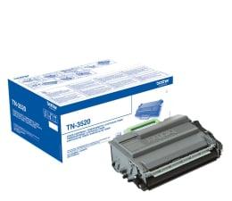 Toner do drukarki Brother TN-3520 czarny 20000str.