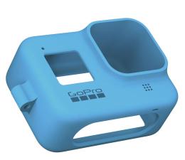 Etui na kamerę GoPro Silikonowe Etui do HERO8 Black niebieskie