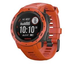 Zegarek sportowy Garmin Instinct Ognistoczerwony