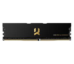 Pamięć RAM DDR4 GOODRAM 8GB (1x8GB) 3600MHz CL17 IRDM PRO