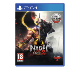 Gra na PlayStation 4 PlayStation Nioh 2