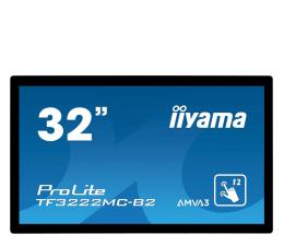 """Monitor LED 32"""" i większy iiyama TF3222MC-B2 dotykowy open frame"""