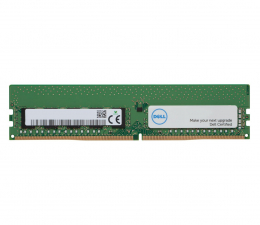 Pamięc RAM serwerowa Dell Memory Upgrade 16GB - 2RX8 DDR4 UDIMM 2666MHz ECC