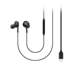 Słuchawki przewodowe Samsung AKG Type-C czarne