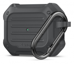 Etui na słuchawki Spigen Tough Armor do Apple AirPods Pro grafitowe