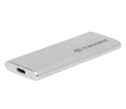 Dysk zewnętrzny SSD Transcend  ESD240C 480GB USB 3.2 Gen. 1 Srebrny