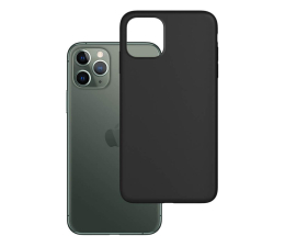 Etui / obudowa na smartfona 3mk Matt Case do iPhone 11 Pro czarny