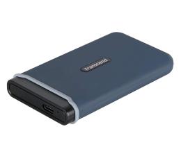Dysk zewnetrzny/przenośny Transcend ESD350C 480GB USB 3.1