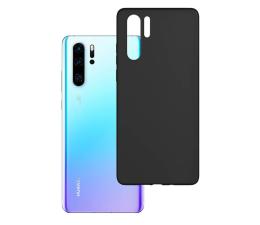 Etui / obudowa na smartfona 3mk Matt Case do Huawei P30 Pro czarny