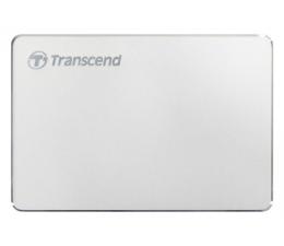 Dysk zewnętrzny HDD Transcend StoreJet C3S 1TB USB 3.2 Gen. 1 Srebrny