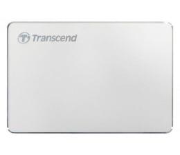 Dysk zewnętrzny HDD Transcend StoreJet C3S 2TB USB 3.2 Gen. 1 Srebrny