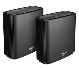 System Mesh Wi-Fi ASUS ZenWiFi AX (6600Mb/s a/b/g/n/ac/ax) zestaw 2szt.