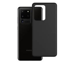Etui / obudowa na smartfona 3mk Matt Case do Samsung Galaxy S20 Ultra czarny