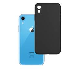 Etui/obudowa na smartfona 3mk Matt Case do iPhone Xr czarny