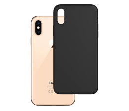 Etui / obudowa na smartfona 3mk Matt Case do iPhone Xs Max czarny