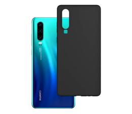 Etui / obudowa na smartfona 3mk Matt Case do Huawei P30 czarny