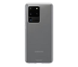 Etui / obudowa na smartfona Samsung Clear Cover do Galaxy S20 Ultra