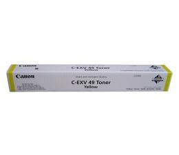 Toner do drukarki Canon CEXV49 yellow 19000str