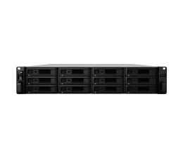 Dysk sieciowy NAS / macierz Synology RS3618xs (12xHDD, 4x2.4-2.7GHz, 8GB, 2xUSB, 4xLAN)
