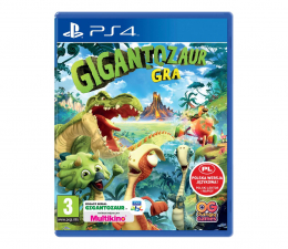 Gra na PlayStation 4 PlayStation Gigantozaur Gra