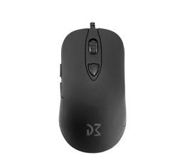 Myszka przewodowa Dream Machines DM1 Pro (5000dpi, czarna)