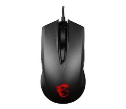 Myszka przewodowa MSI Clutch GM40 Gaming (Czarna)