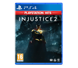 Gra na PlayStation 4 PlayStation  Injustice 2 PLAYSTATION HITS