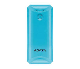 Powerbank ADATA Power Bank P5000 (5000 mAh, niebieski)