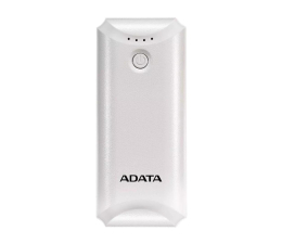 Powerbank ADATA Power Bank P5000 (5000 mAh, biały)