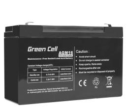 Akumulator do UPS Green Cell Akumulator AGM VRLA  6V 10Ah