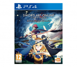Gra na PlayStation 4 PlayStation Sword Art Online Alicization Lycoris