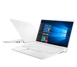 "Notebook / Laptop 14,1"" MSI Prestige 14 i7-10710U/16GB/512/Win10 GTX1650 Biały"