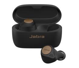 Słuchawki bezprzewodowe Jabra Elite 75t active miedziano-czarne