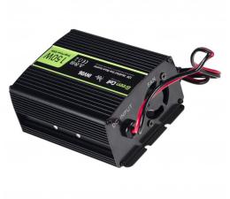 Przetwornica samochodowa Green Cell Przetwornica napięcia 12V na 230V 150W/300W