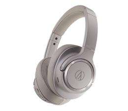 Słuchawki bezprzewodowe Audio-Technica ATH-SR50BT Brązowe ANC