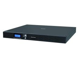 Zasilacz awaryjny (UPS) CyberPower UPS OR1000ELCDRM1U (1000VA/600W, 6xIEC, AVR, LCD)