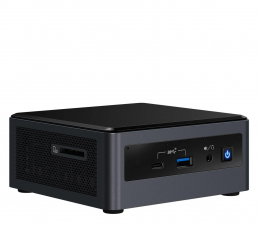 "Nettop/Mini-PC Intel NUC i7-10710U 2.5""SATA M.2 BOX"