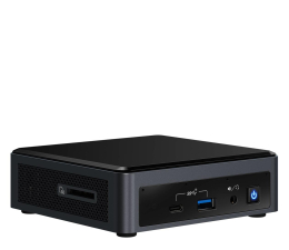 Nettop/Mini-PC Intel NUC i7-10710U M.2 BOX