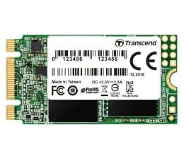 Dysk SSD Transcend 512GB M.2 SATA SSD MTS430S