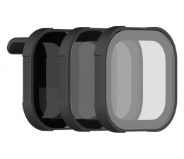 Osłona na obiektyw kamery PolarPro 3 filtry Shutter do GoPro Hero8 Black