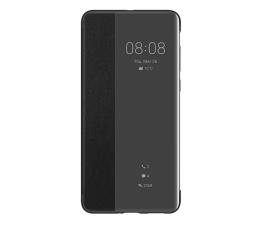 Etui / obudowa na smartfona Huawei Smart View Flip Cover do Huawei P40 czarny