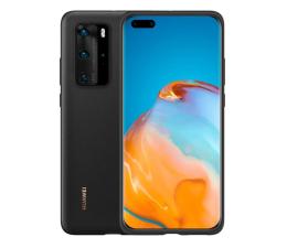 Etui / obudowa na smartfona Huawei Plecki Plastikowe do Huawei P40 Pro czarny