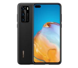 Etui / obudowa na smartfona Huawei Plecki Plastikowe do Huawei P40 czarny